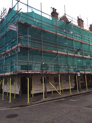 picture of scaffolding 2